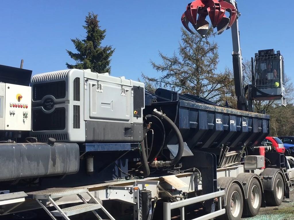 G.P.S.-Recycling: tecnologie all'avanguardia per la lavorazione dei rottami ferrosi e non ferrosi