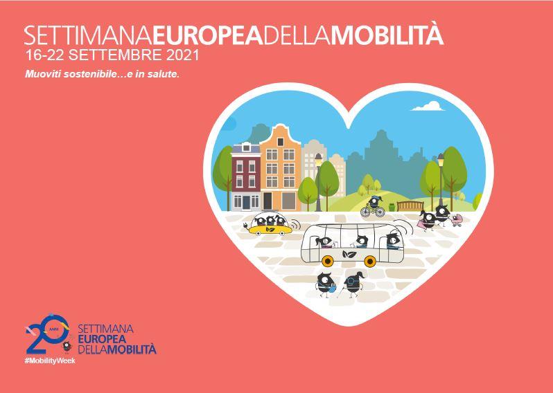 Settimana Europea della Mobilità: la mobilità sostenibile come precursore della salute